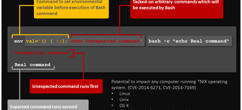 Bash Bug Sheel shock vulnerability Ireland
