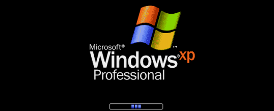 Microsoft Blinked Windows XP extended Malware protection.